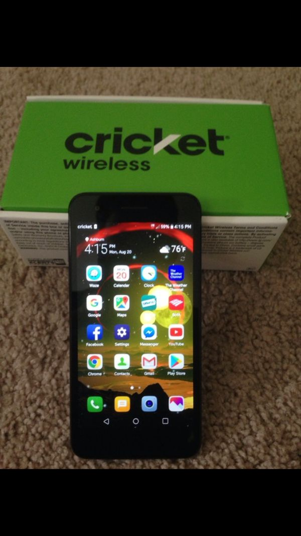 Brand New LG Fortune 2 Cricket Also Unlocked To Other Carriers