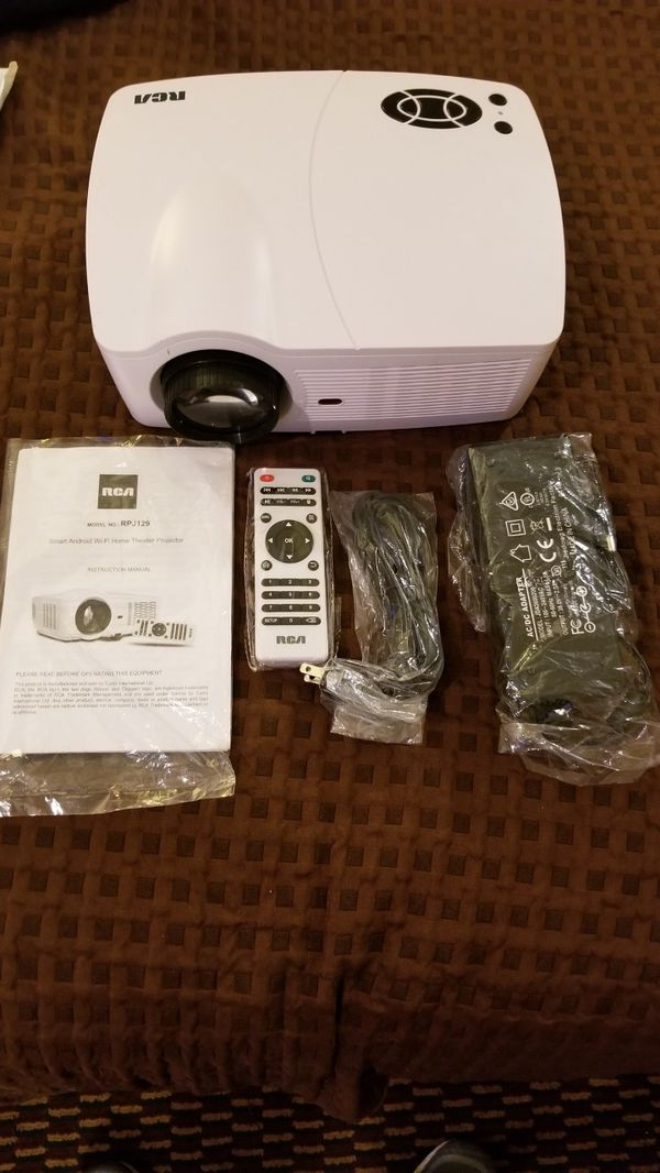 RCA RPJ129 Projector for Sale in Salem, OR - OfferUp