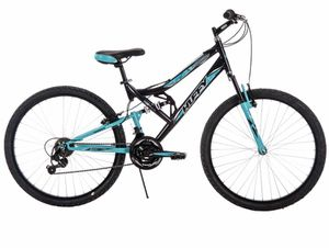 """Huffy 26"""" Trail Runner Mountain Bike with Flex Cable Lock for Sale in McLean, VA"""