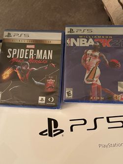 PlayStation 5 Bundle  Thumbnail
