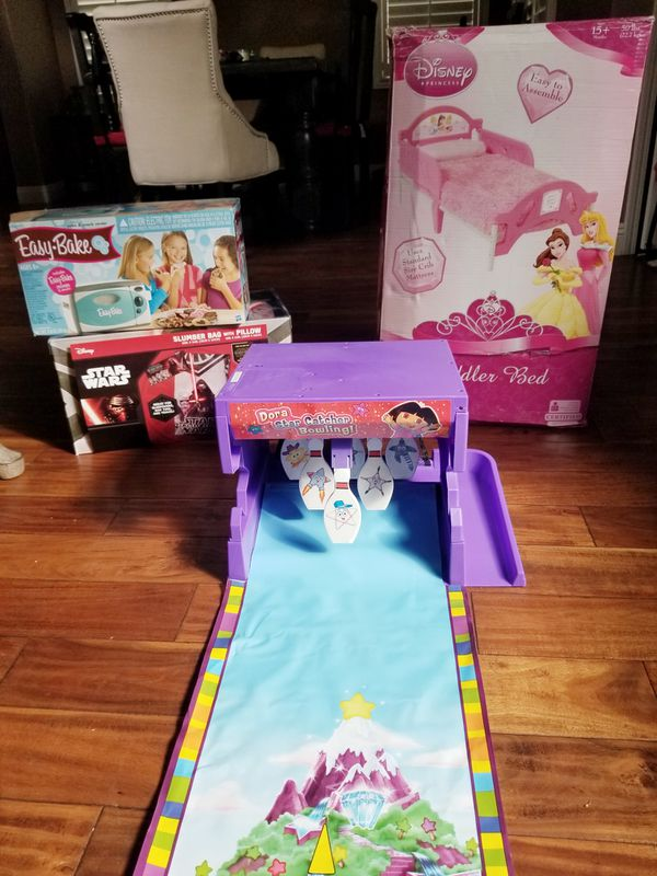 Kids toys and bed for Sale in Ontario, CA - OfferUp