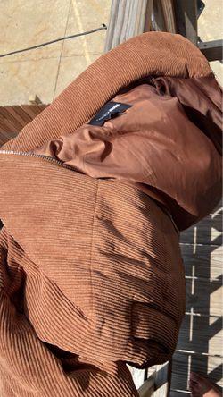 Fashion Nova Wheat Jacket. Thumbnail