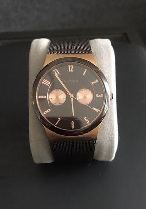 BERING Men's watch for Sale in Darnestown, MD