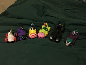 McDonald's batman collection for Sale in Orlando, FL
