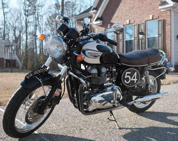 Triumph Bonneville T100 For Sale In Williamsburg Va Offerup