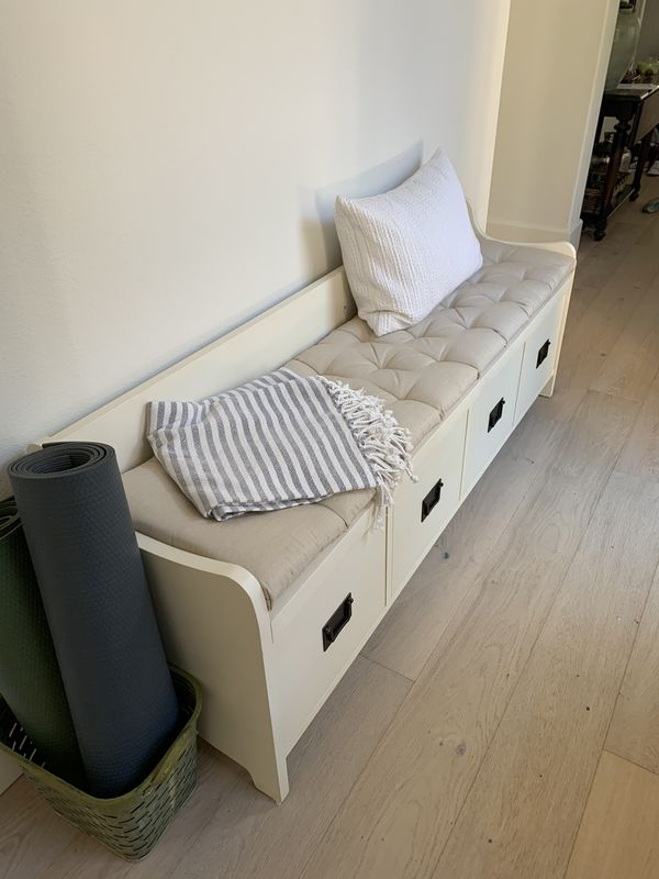 Pottery Barn Wade Bench For Sale In Carlsbad Ca Offerup