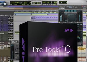 Pro Tools 10.3 + waves plugins Mercury + Logic Pro X for Sale in Germantown, MD