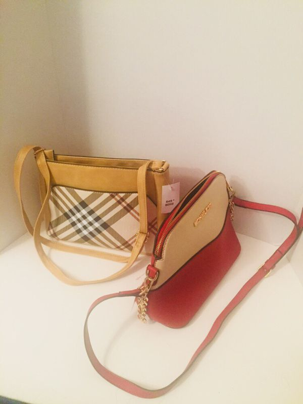 2 New handbags great price Crossbody bags for Sale in Manchester 4c791d03284cb