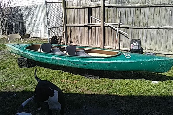 Old Town otter tandem kayak for Sale in Newport News, VA - OfferUp