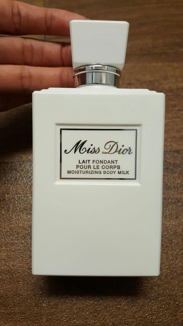 3d4be318c351 Miss Dior Lait Fondant moisturizing body milk for Sale in Glendale, CA -  OfferUp