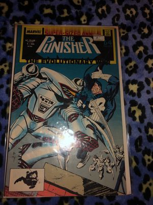 The Punisher The Evolutionary War ☠ #1 for Sale in Monterey Park, CA