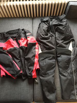 XELEMENT Textile Jacket & TOURMASTER Venture Pants with Built-in Armor for Sale in Mount Rainier, MD