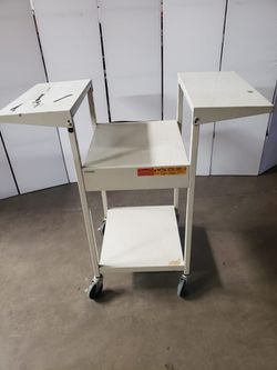 EIKI  Model 392 Overhead  Projector Made In China , Tested With Extended Table . Thumbnail