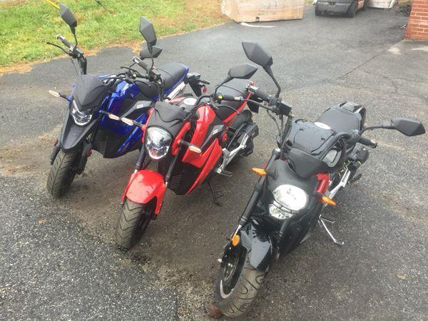 Brand New 49cc Crotch Rocket Sport Bike Motorcycle