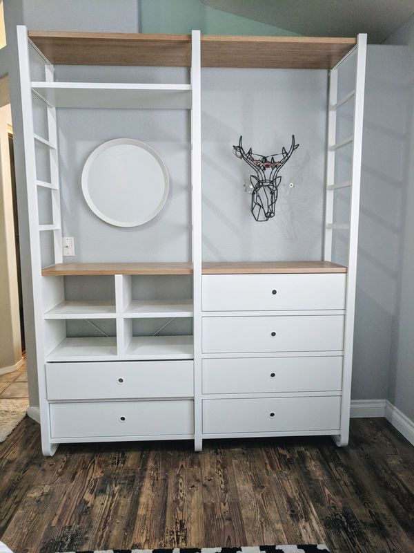pretty nice 59bed 88170 IKEA ELVARLI Shelving Unit for Sale in Henderson, NV - OfferUp