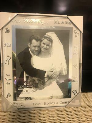 Wedding frame for Sale in Montclair, VA