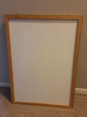 "23"" x 17"" Hanging Dry Erase Board for Sale in Severn, MD"