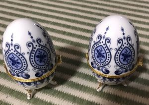 Decorative painted eggs for Sale in Rockville, MD