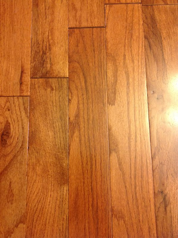 Real Wood Flooring 75 Square Feet Great Quality Good Material For