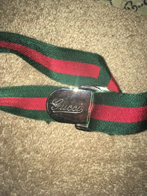 Gucci belt !!!!! Authentic for Sale in Los Angeles, CA