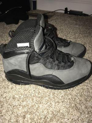 Jordan 10 dark shadow size 8 for Sale in Crofton, MD