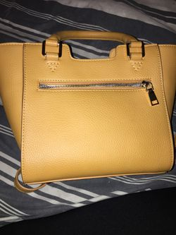 Mustard color purse Thumbnail