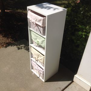 White Cubby Storage for Sale in Raleigh, NC