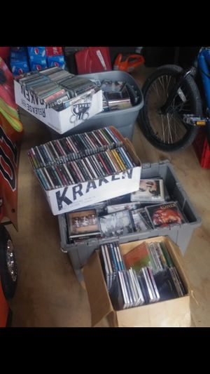 Cds for Sale in Bunker Hill, WV
