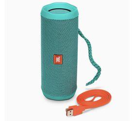 Mint Green JBL Flip 4 Wireless Bluetooth Speaker Thumbnail