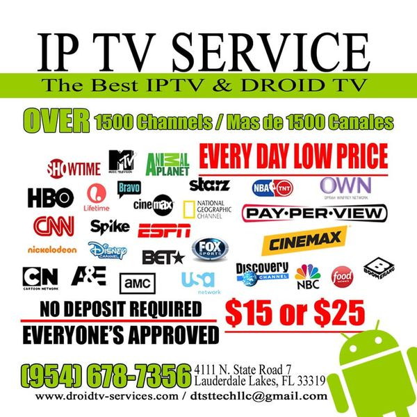 IPTV for Sale in Lauderdale Lakes, FL - OfferUp