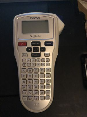 Photo Brother P-Touch PT-1010 Label Maker