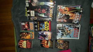 80s and 90s star wars stuff toys comics for Sale in Fresno, CA
