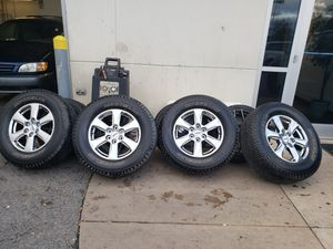 Ford F-150 Chrome Wheels for Sale in Sterling, VA