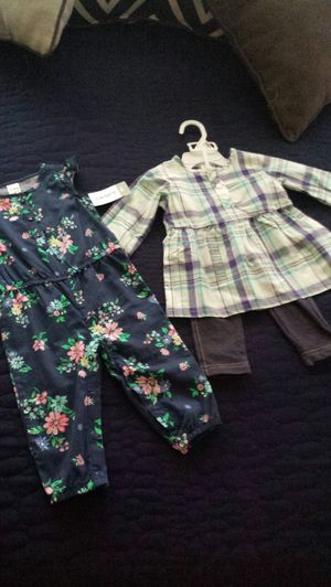Brand New Baby Girl Clothes 9-12 MONTHS $12 for Sale in Vista, CA