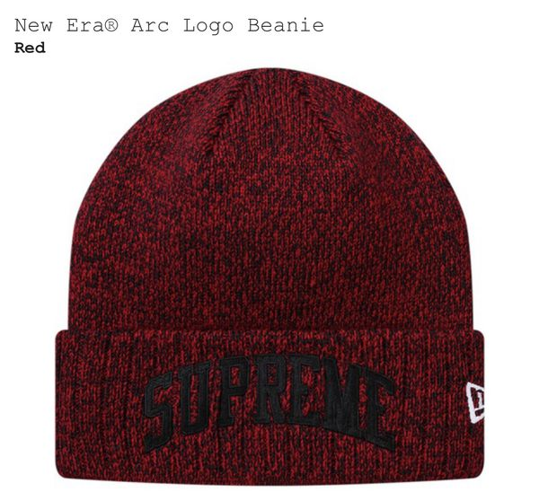71fce7b0e7 Supreme New Era Arc Logo Beanie for Sale in Bellwood