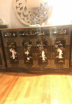 Chinese cabinet for Sale in Rockville, MD