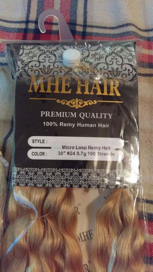 100% Remy Human Hair Extensions for Sale in Orlando, FL