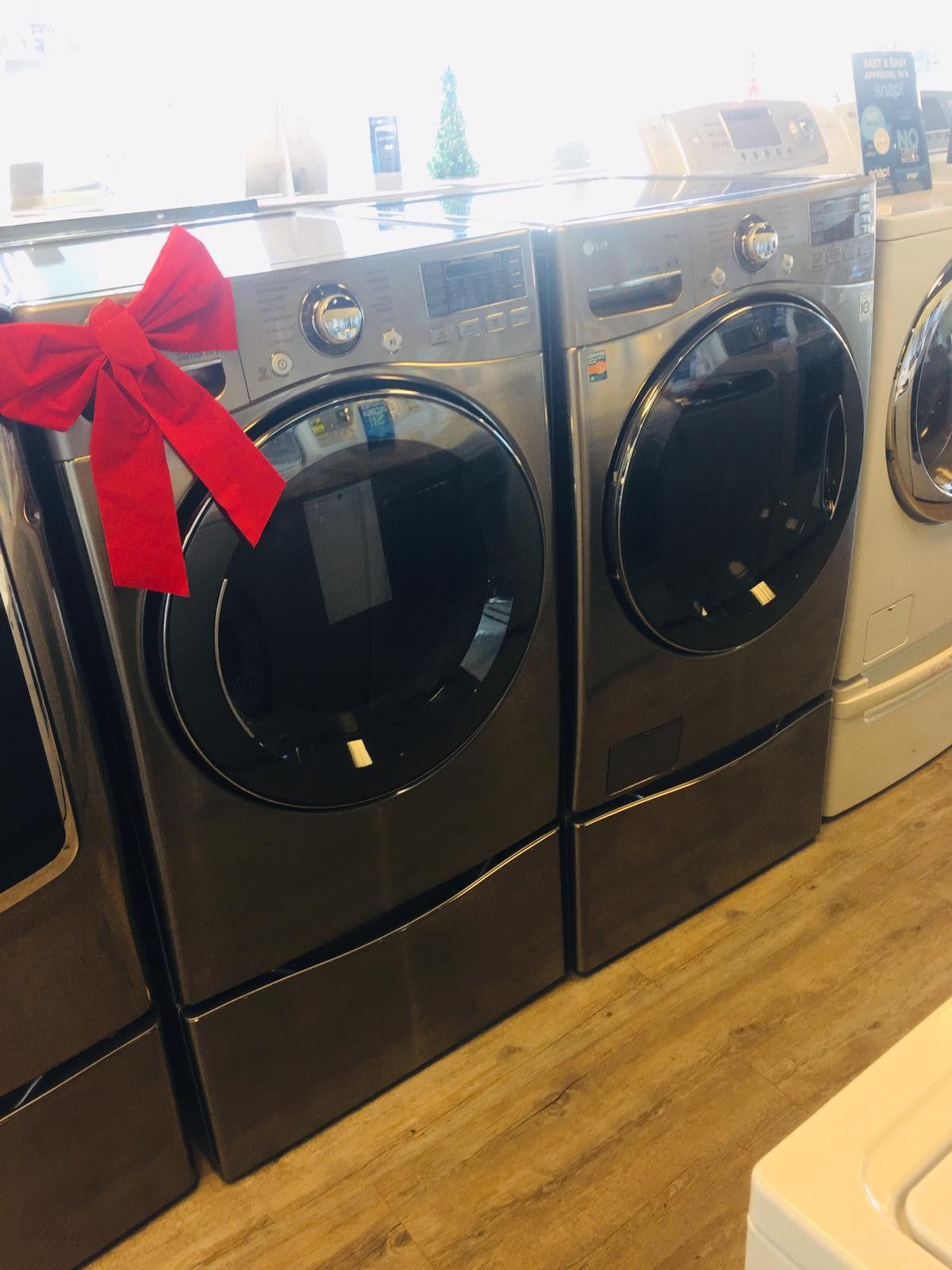 Washer dryer LG