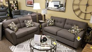 Sofa and love seat gray for Sale in WA, US