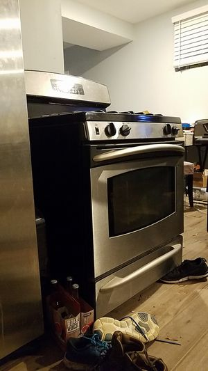 Fridge & Gas Stove for Sale in Washington, DC