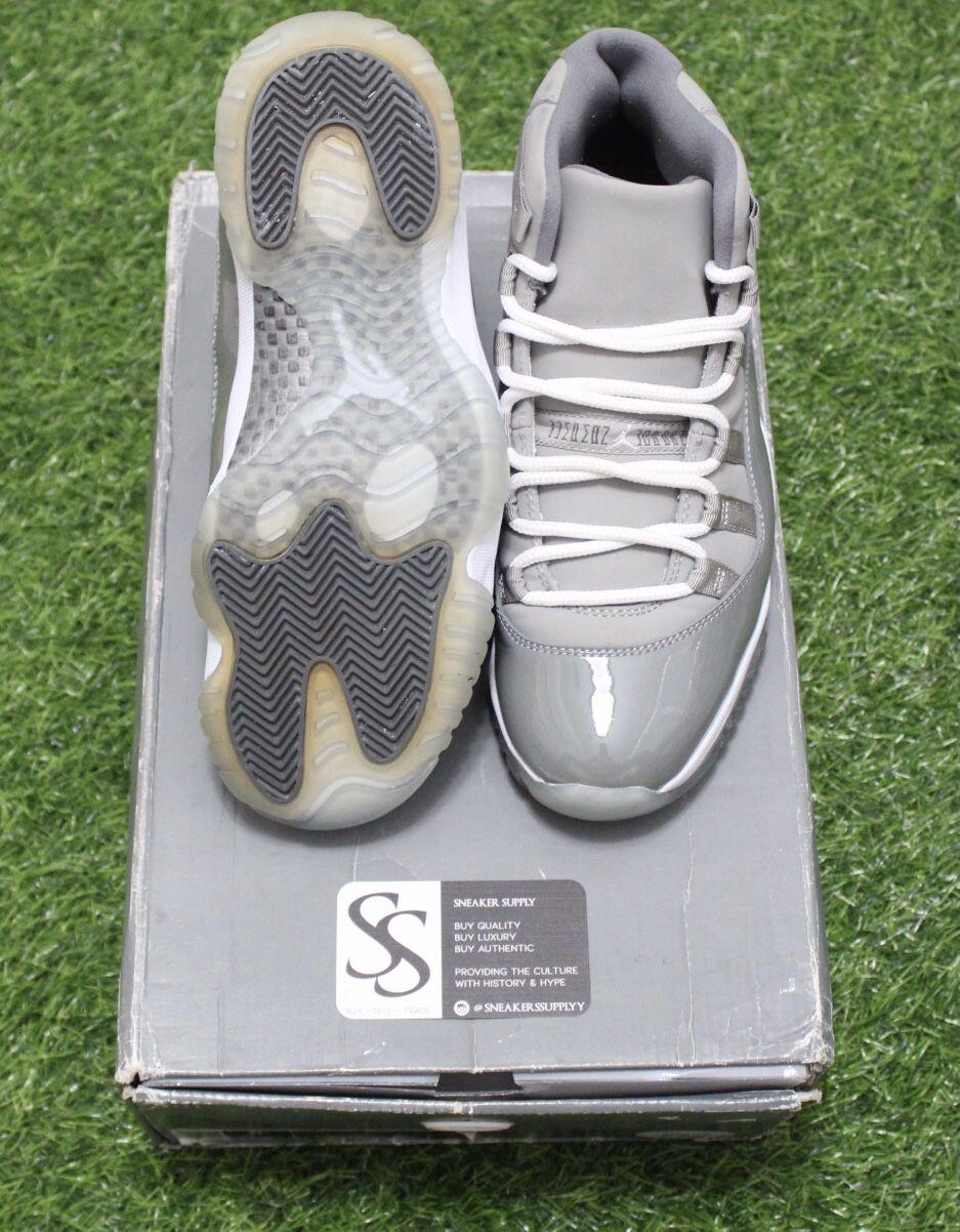 Air Jordan 11 Retro Cool Grey SOLD