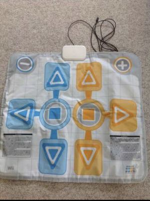 Wii Game and Mat for Sale in Sanford, FL