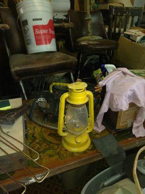 Yellow lantern for Sale in Atlanta, GA