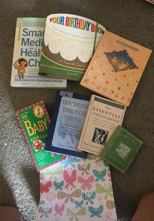 """Gift bags by Alex: The """"Mommy Library"""" Gift Bag for Sale in Alexandria, VA"""