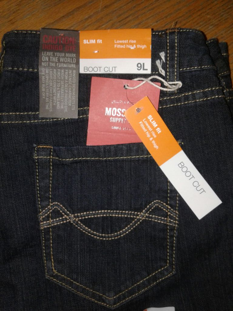 MOSSIMO JEANS