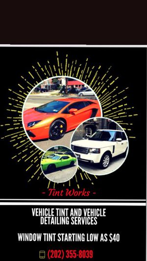 Window tinting for Sale in Crownsville, MD