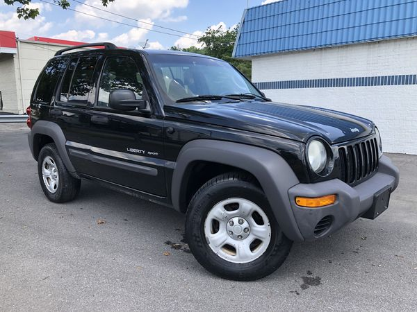 2003 jeep liberty 4x4 for sale in st louis mo offerup. Black Bedroom Furniture Sets. Home Design Ideas