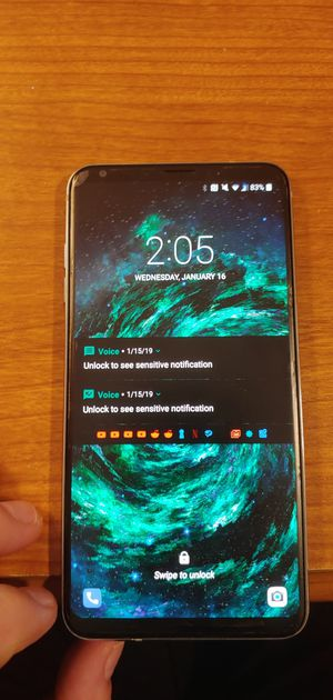 LG V30 Unlocked+Rooted with custom US998 Rom for Sale in Olar, SC