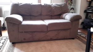 Brown Loveseat for Sale in Silver Spring, MD