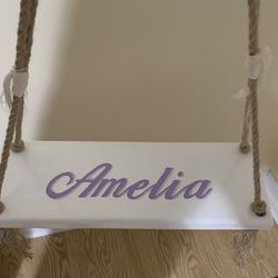 Interior/exterior custom swing!! Look my other products! Thumbnail